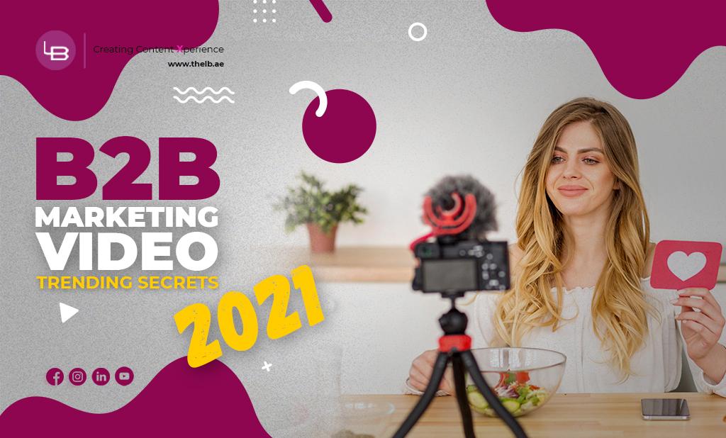 marketing video B2B